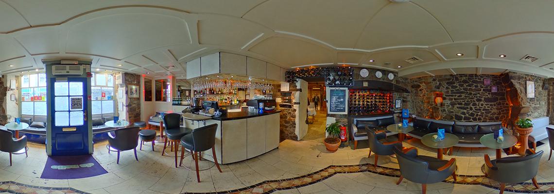 Da Nello Restaurant. Guernsey