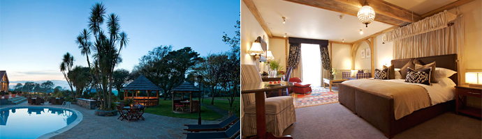 The Farmhouse Hotel, Guernsey