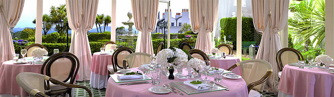 Old Government House Hotel Brasserie, Guernsey