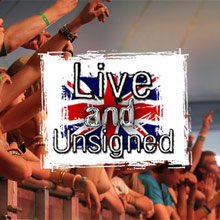Live and Unsigned with the Guernsey Festival