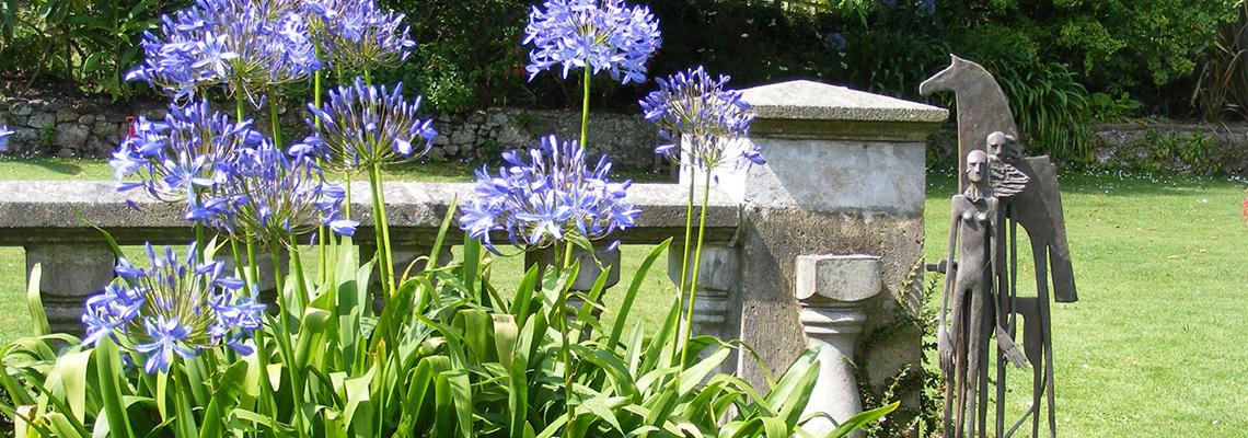 Sausmarez Manor Gardens