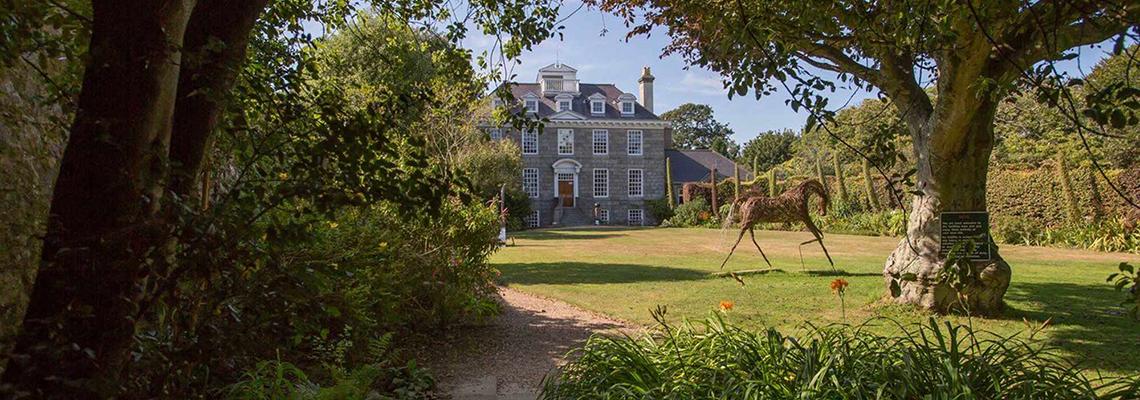 Sausmarez Manor, Guernsey