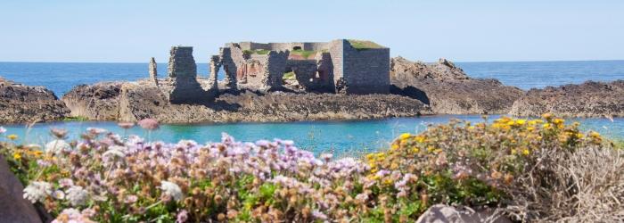 Alderney Ruins