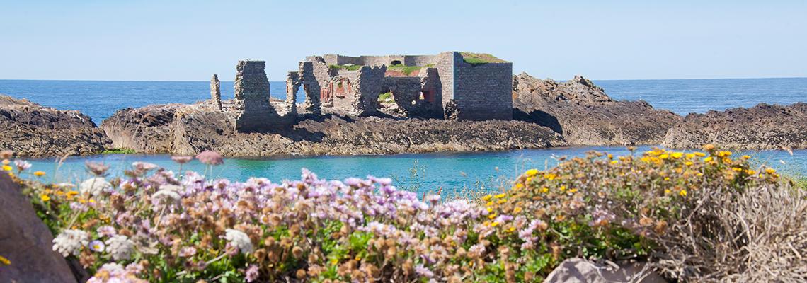 Alderney Fort