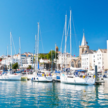 St Peter Port Harbour