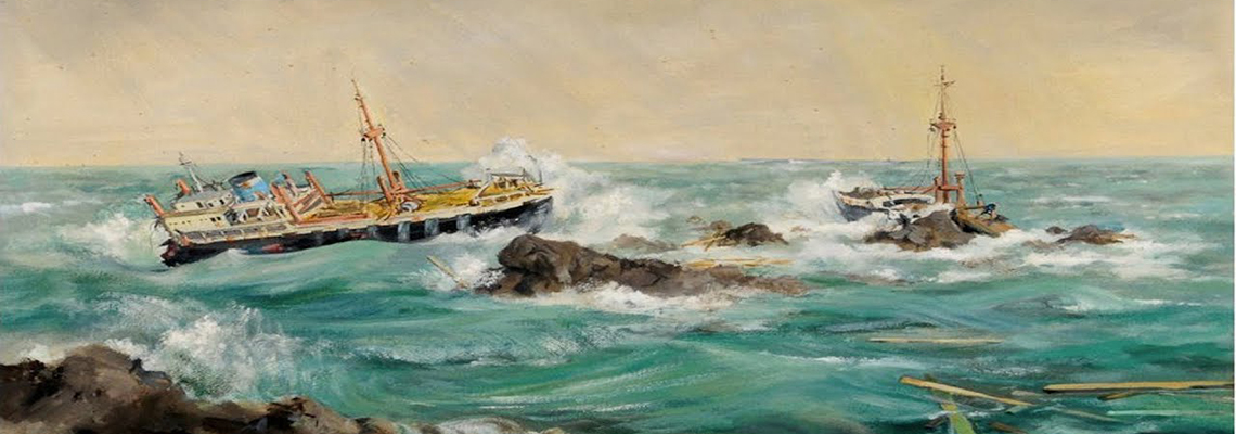 MV Prosperity Shipwreck Guernsey
