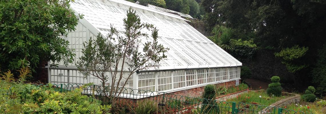 Candie Gardens Greenhouse
