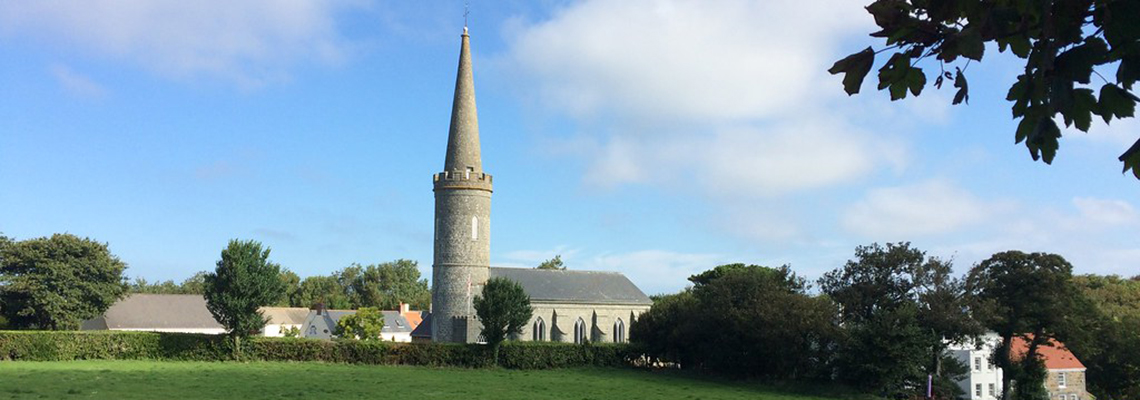 Torteval Church, Guernsey