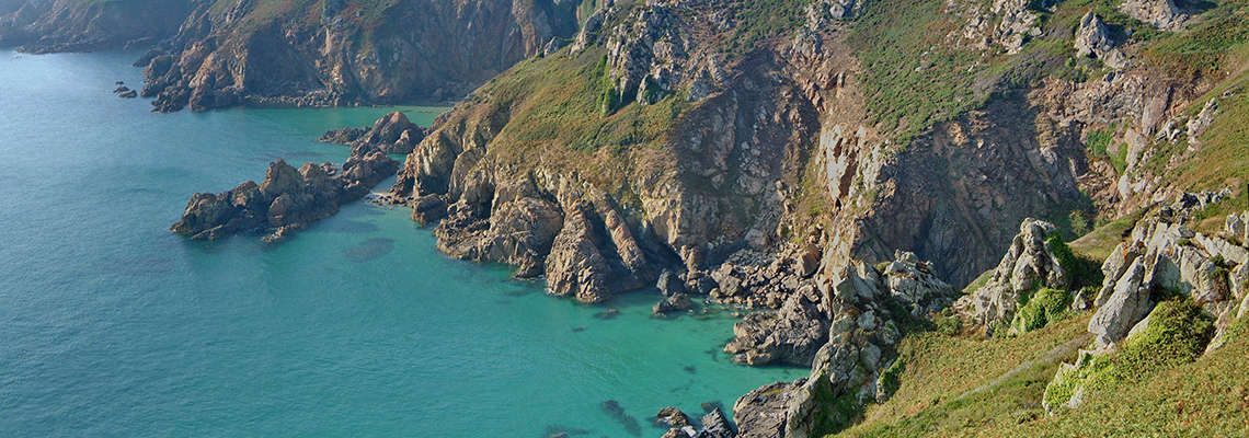 Cliff Paths in Guernsey