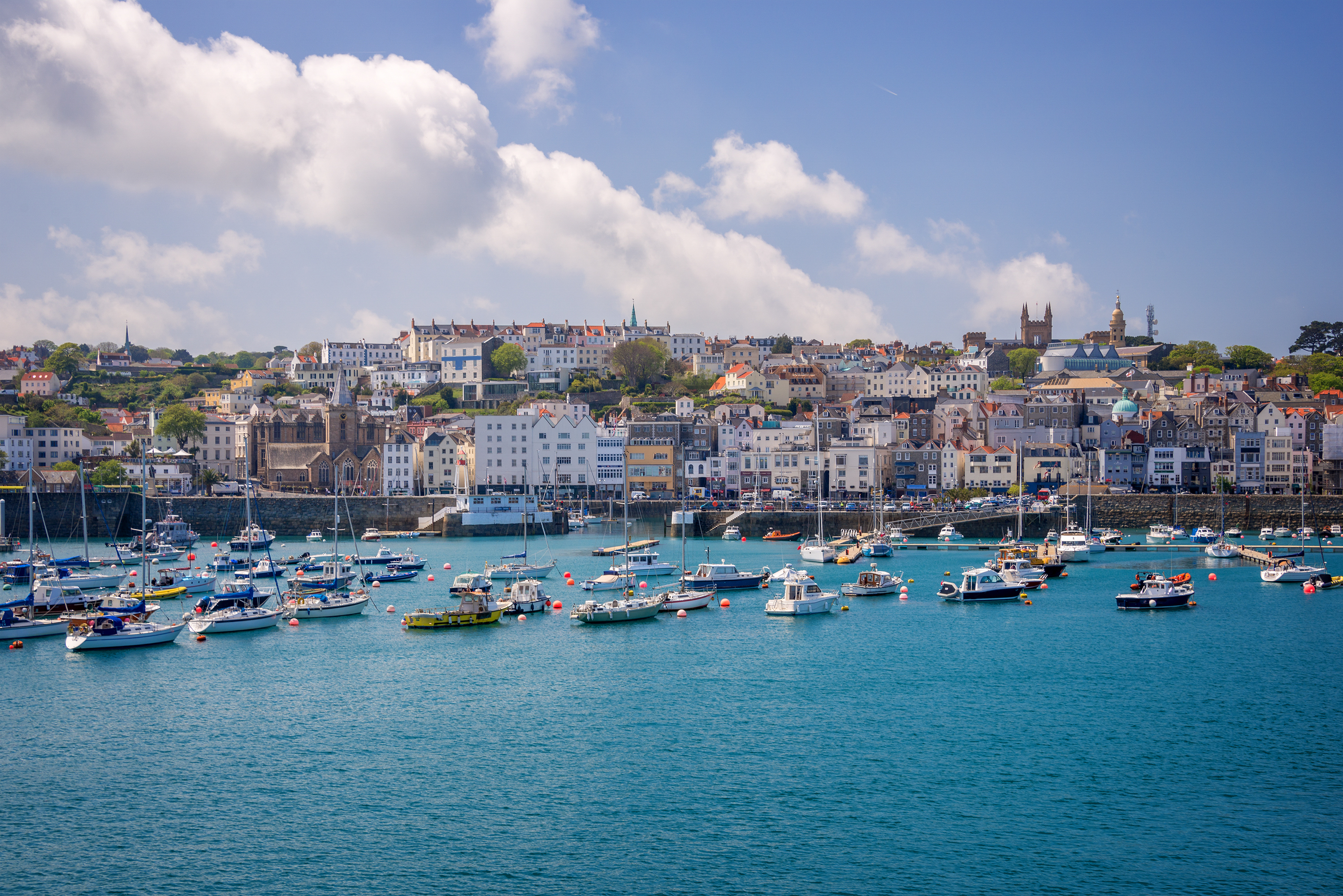 Visit Guernsey this spring