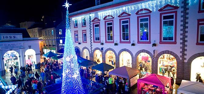 Guernsey Christmas Markets