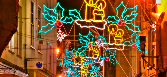 Guernsey Christmas Lights