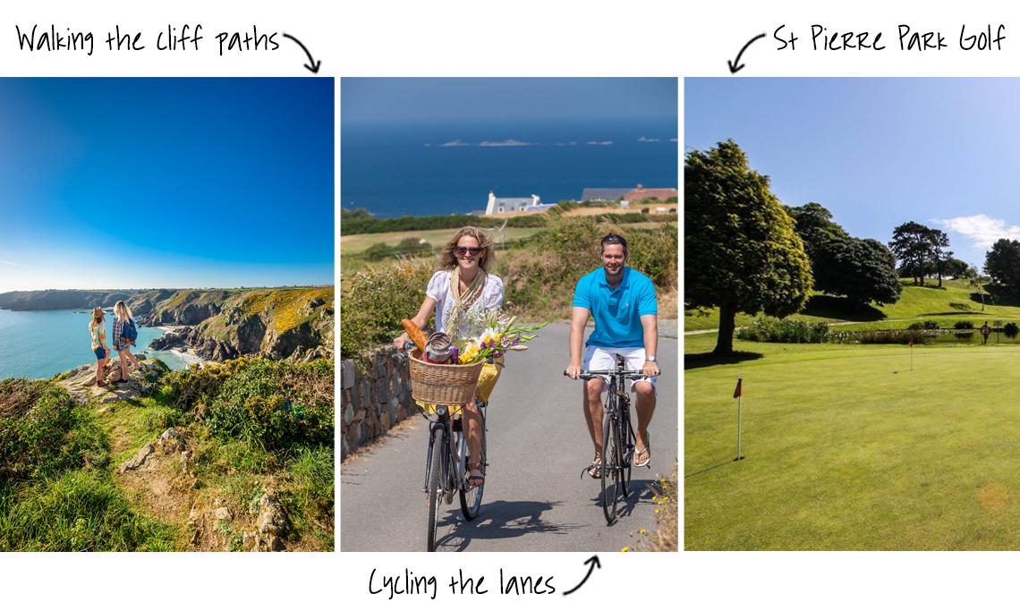 Activities in Guernsey