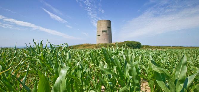 Pleinmont Observation Tower, Guernsey
