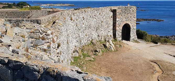 Vale Castle, Guernsey