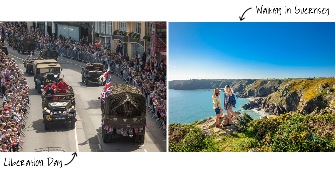 Festivals in Guernsey during May