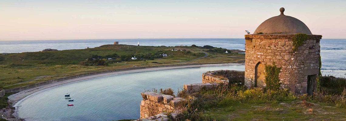Alderney Coastline