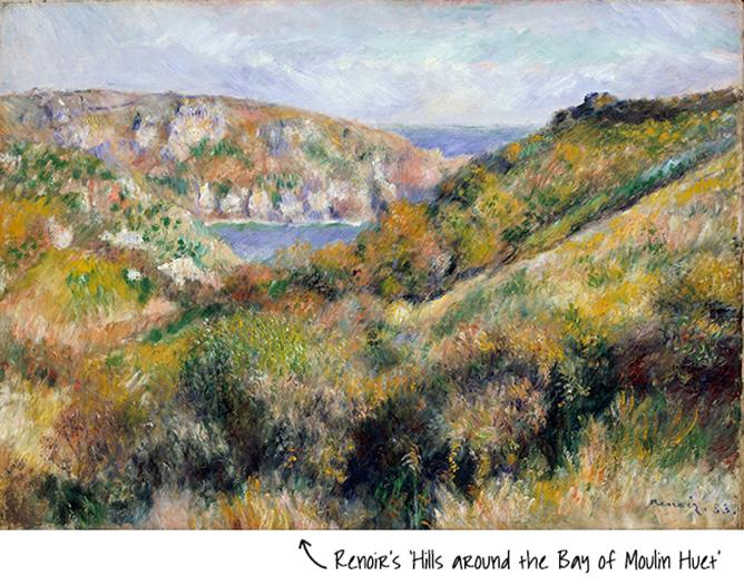 Renoir Moulin Huet