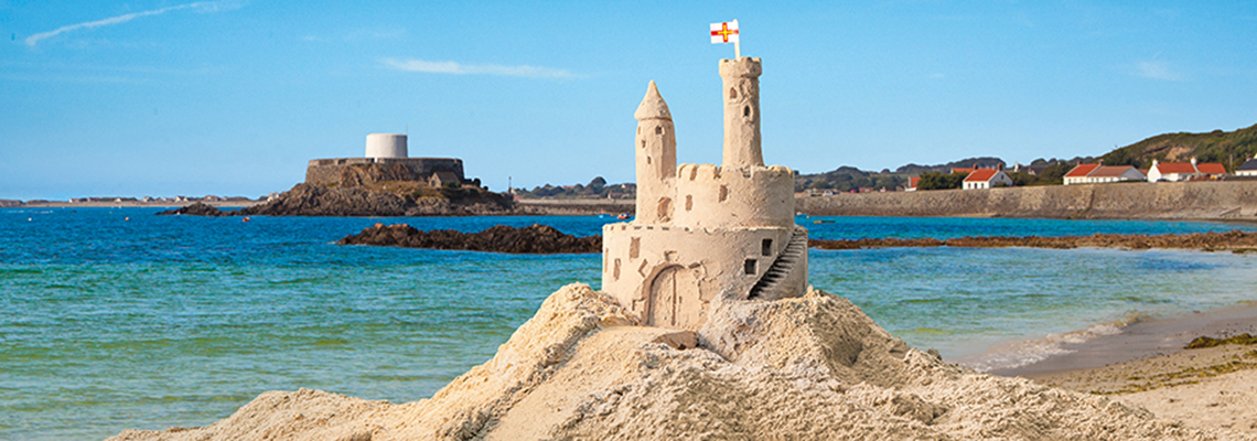Fort Grey Sandcastle