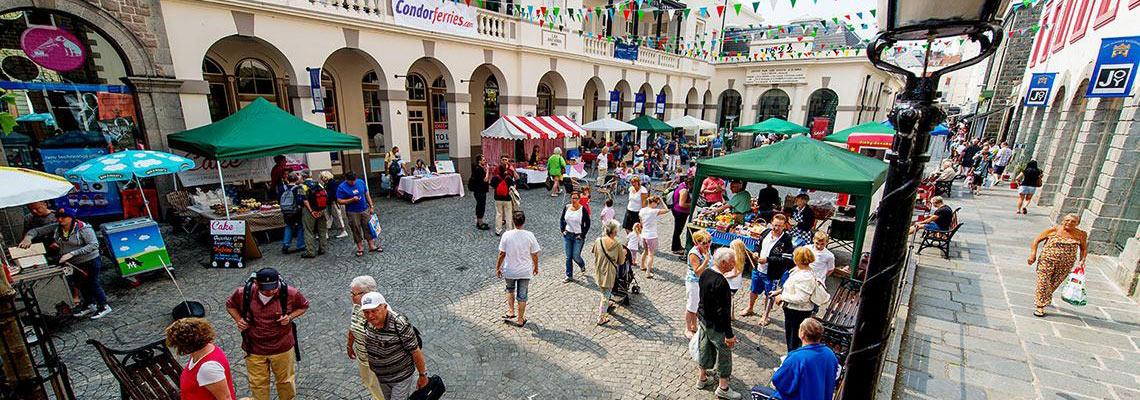 Guernsey Central Market