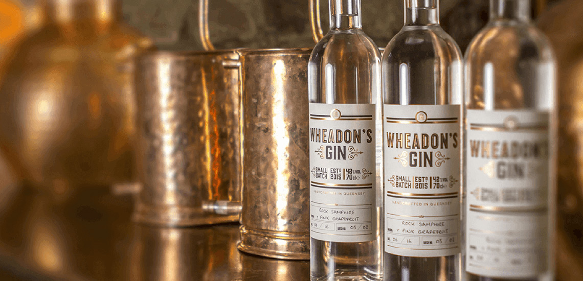Wheadon's Gin