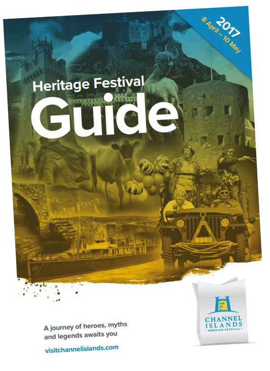 Channel Islands Heritage Festival Guide 2017