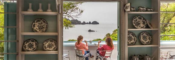 View of Moulin Huet