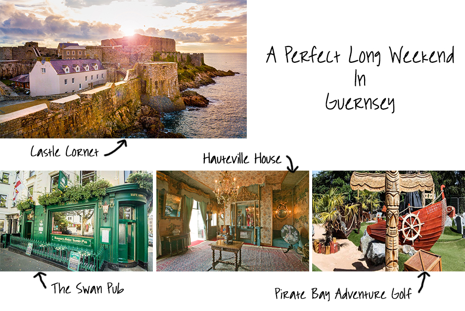 A Perfect Long Weekend in Guernsey