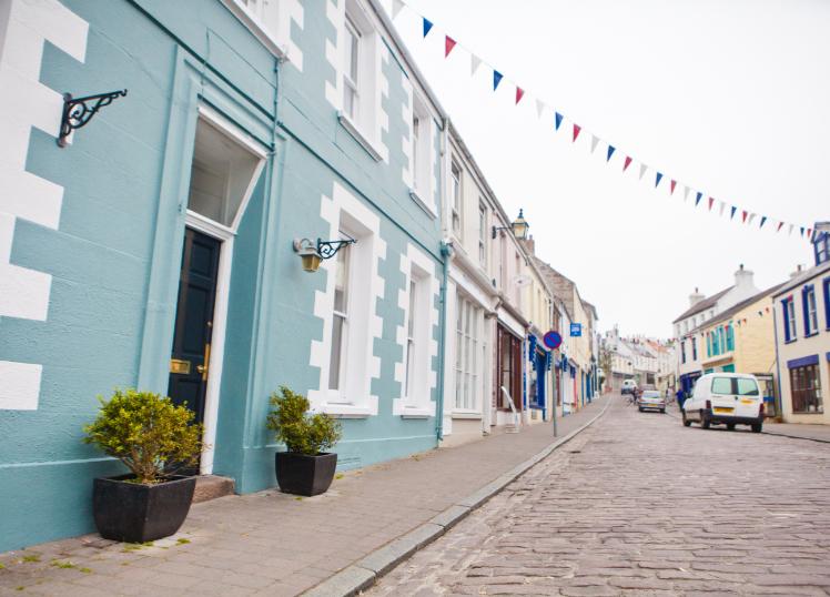 The Victoria, Alderney