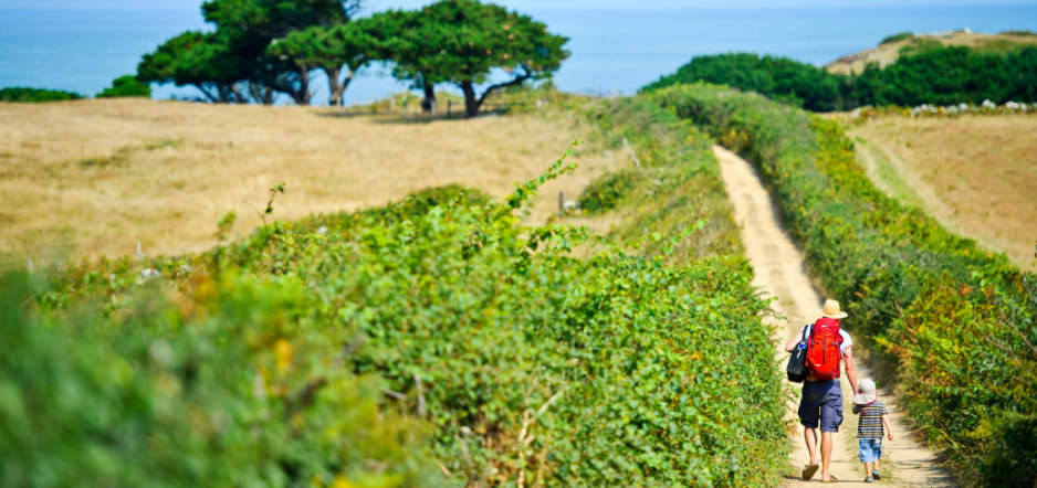 Guernsey, Sark & Herm Island Hop Package - Unique Guernsey Experiences