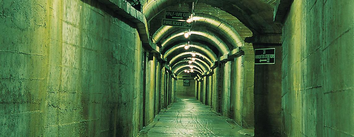German military underground hospital 01