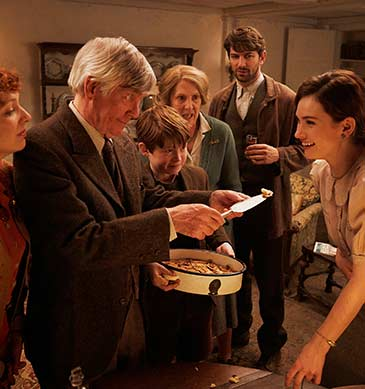 The Guernsey Literary & Potato Peel Pie Society Film