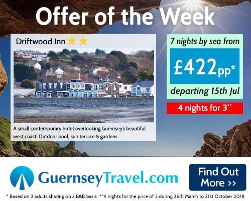 Driftwood Inn offer