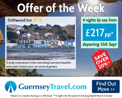 Driftwood Inn Free Night Offer September