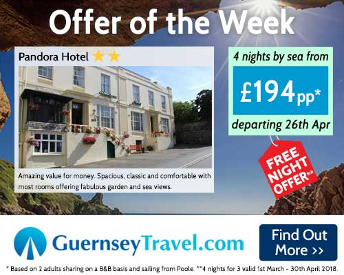 Pandora Hotel offer