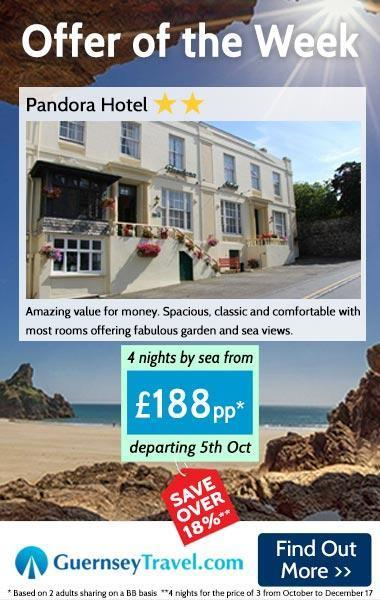 Pandora Hotel Free Night Offer October
