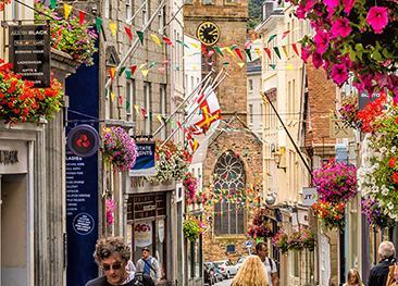High Street & Le Pollet