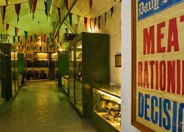 La Vallette German Underground Museum
