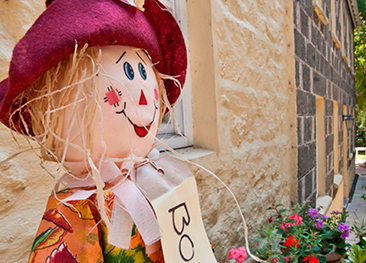 Torteval Scarecrow Festival